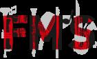 Festival Musischool logo rouge et noir